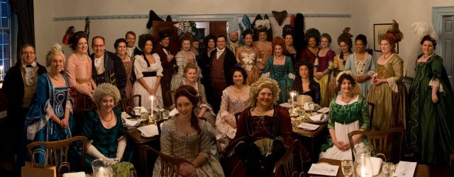 francaise dinner group photo2