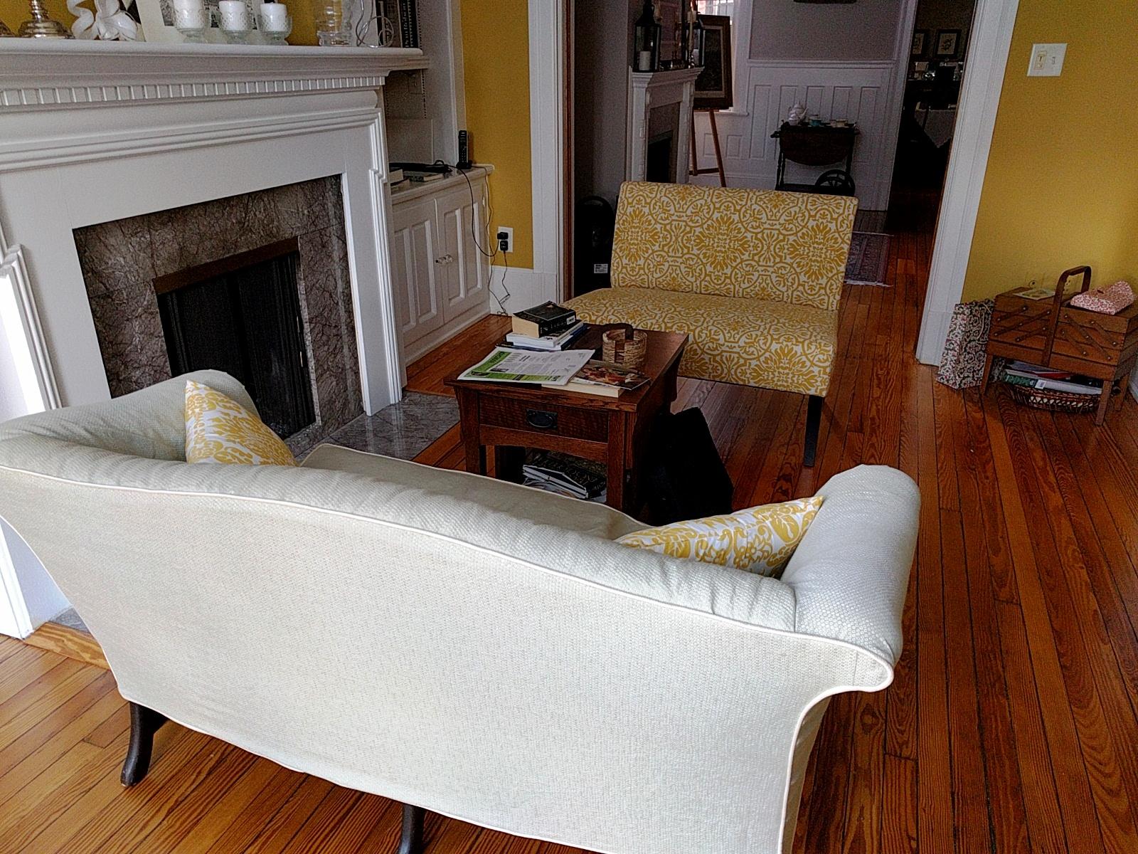 Tub Chair Slipcovers The Modern Mantua Maker